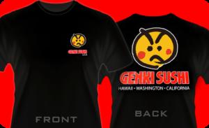 Genki Sushi TShirts